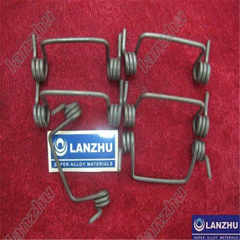 Inconel718  High temperature resistant corrosion resistant spring,(UNS N07718,W.Nr.2.4668,Alloy 718)
